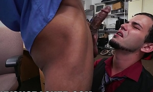 FUCK YOU CRACKER - There&rsquo_s a First Time For Everything, Including Taking A BBC In Your Ass