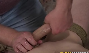 Horny and deviant man loves tugging on young fresh cocks