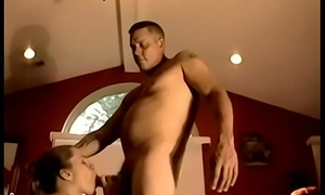 Amateur BBW Lucy dicked vigorously off out of one's mind mature straight guy