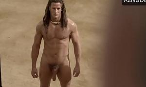 Nude scene actors in Spartacus