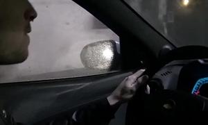 Gay Filmmaker Pays Bi Sexual Uber Driver To Fuck Him POV