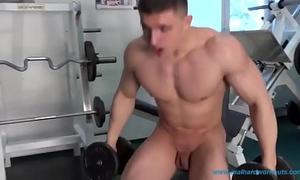 beautiful bodybuilder