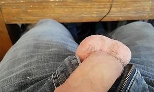 Jerking-off Cumshot Orgams Uncut Foreskin Big Amateur Cock