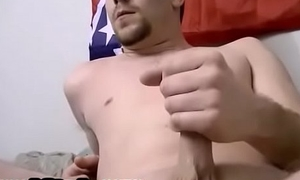 Straight Redneck Sucked off