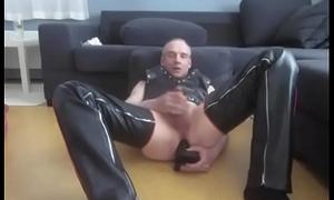Finnish leather gay Juha Vantanen