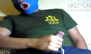 ValesCabeza027 WIDESCREEN version(RE-EDITED) AWESOME!!! MILITAR Patrolman UNIFORM 2 policia Militar Uniformado ASOMBROSA CORRIDA MOCOS!
