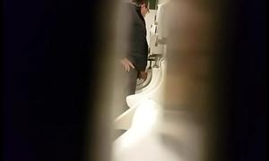 CRUISING SPY #7 BA&Ntilde_OS WC TOILET PERU