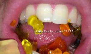 Vore Fetish - Logan Eats Gummy Bears