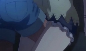 Yuri anime kiss compilation