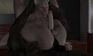 Albino Jackal Butt Fucking 3d gay games