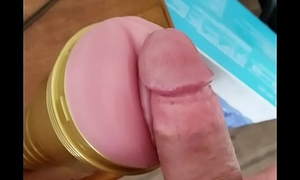 White load of shit playing with your tight pussy