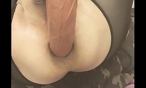 Take a crack at this at home if anal orgasm is your goal