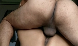 thrusting on a undressed back