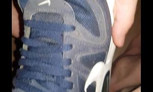 Nike Airmax gay Dick blowjob french sex