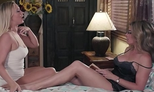 Sexy Big Ass Teen Step Daughter Bailey Brooke And Her Big Tits MILF Step Mom Cory Chase Share Orgasms
