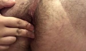 solobdsmman 33 anal insertion of potato coupled with bottle