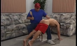 Spank1ng C3NTRAL Trouble for Gino by El Bob CrashTestBobby