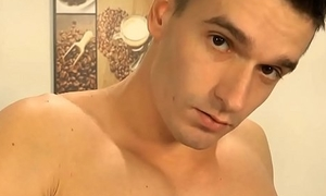 Tommy Sparks buries his cock deep in Koby Lewis'_ ass