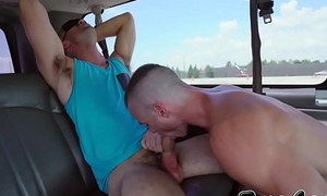 Cute girl tricks a straight guy to smash a dick rider