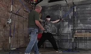 Master Sebastian Kane gives past help influencing to his twink sub