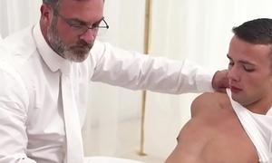 Gay mormon gets stroked