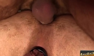 Raw fucking bear creampie