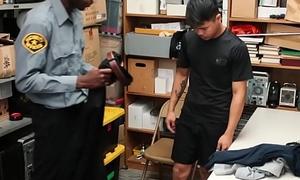 YoungPerps - Black Cock Barebacks Hawt Stud