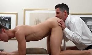 Bishop fingers mormon ass
