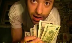 ATM Cunt Cash Faggot JOI Humiliation