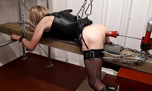 RachelSexyMaid - No.16 - Chained Waiting upon Dungeon Punishment