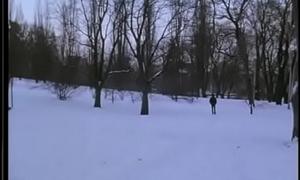 Caress in the Snow Nordic Short Gay Movie : Scandinavia Scandinavian