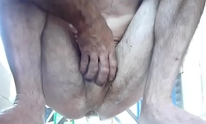 godage anal toying and finger