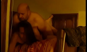 skinny twink fucked by old fat guy