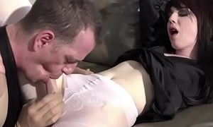 Tgirl Annabelle analed by Chad dick