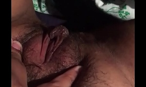 Horny FTM pussy throbs ready connected with fuck