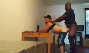 husband with a hungry butt