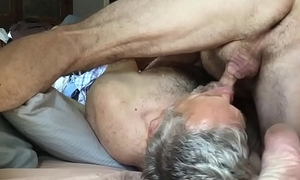 69 cock sucking with daddy