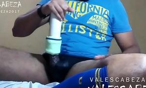 ValesCabeza219 On the move VIDEO LECHAZO video completo deslechado con masturbador