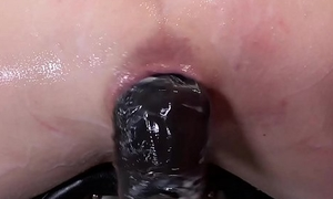 Fetish Lover Gets Rough Fisted &amp_ Shows Ass inside-out