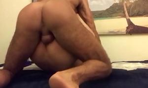 Hot masseur fucks client BB