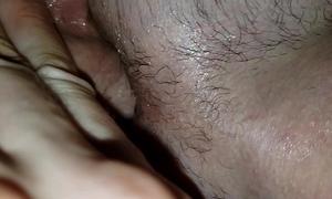 Fucking my boyfriend while jerking his beautiful cock