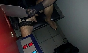 TV coupled with CD sluts sucking coupled with fucking cocks at make an issue of gloryholes