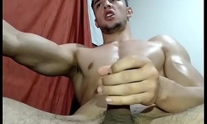 Estimable body and cock