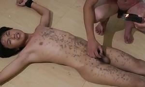 Asian Candid Boys BDSM Series