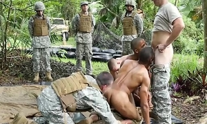Army cadet sucks dick to grace a part be incumbent on a difficulty contingent