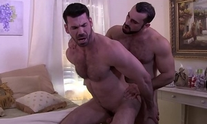 Big Crestfallen Horny Hairy Daddy Exchanges Boyfriend After The Bar