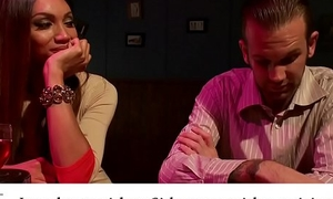 TS Transsexual dominate young male in VERY HOT FANTASY