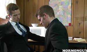Mormon Boy Joys Twink Study Buddy