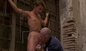 A hot cute slave
