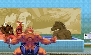 Leo vs Kuromaru